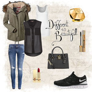 Outfit Diffrent von Miry