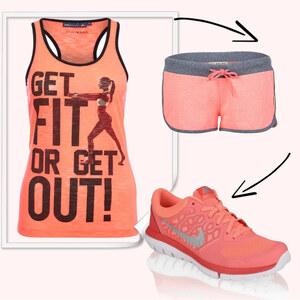 Outfit Get fit! von domodi
