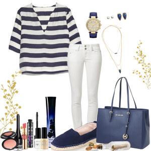 Outfit Ahoi Sommer von Natalie