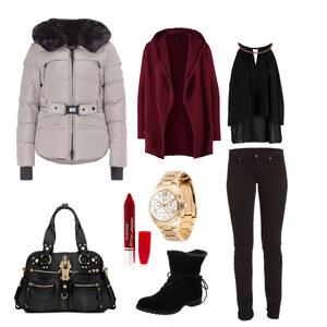 Outfit love winter. von llisa41