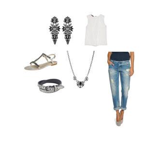 Outfit Sportliche Eleganz von Anna Holzer