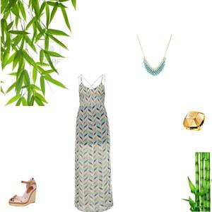 Outfit Summerevening von Lea Jo