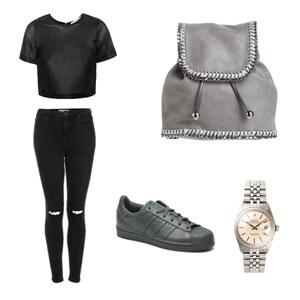 Outfit Super BLCK von BB Foxy