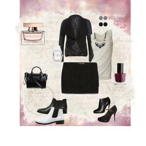 Outfit Business meats lässig von Mia :D