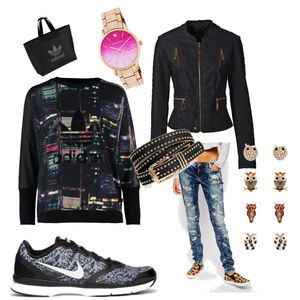 Outfit Streetwear  von haufe.sandy
