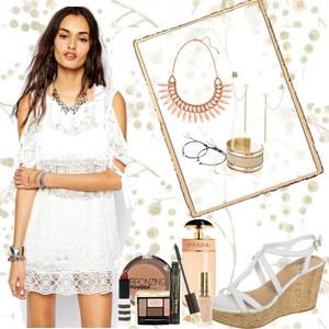 Outfit sweet summer dress von Natalie