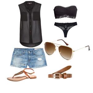 Outfit Summertime von alesch.christina