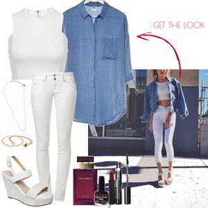 Outfit Get the Look von Natalie