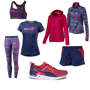 Outfit Puma#FOREVER FASTER von l.hanle