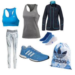 Outfit Adidas#ForeverSport von l.hanle