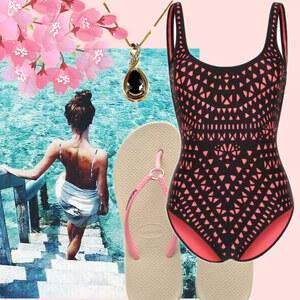 Outfit Summer.. EL-CHLOÉ von Bonnie Elisabeth Chloé