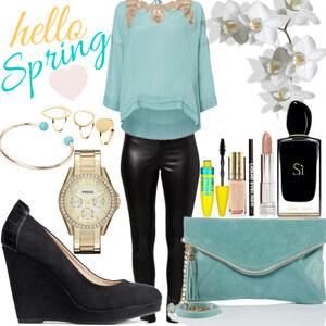 Outfit Spring :) von Nisa