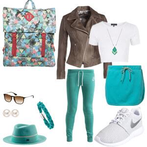 Outfit Casual Sportchick von Vivacious