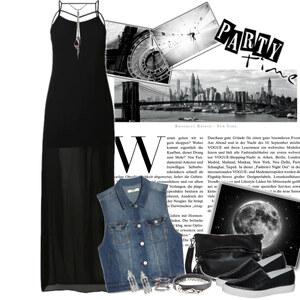 Outfit party von Ania Sz