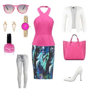Outfit Pink Flavour von Vivacious