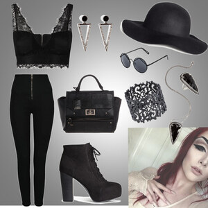 Outfit She's no angel von moonchild