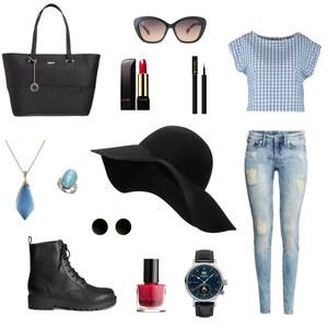 Outfit *oldschool* von louisa.bernard