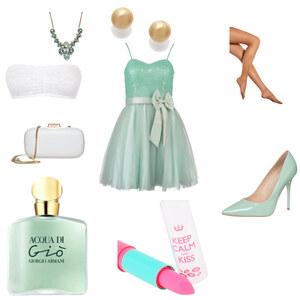 Outfit Ein Hauch von Pastell von saraba98