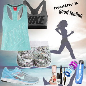 Outfit healthy & good feeling von Natalie