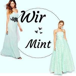 Outfit Mint von domodi