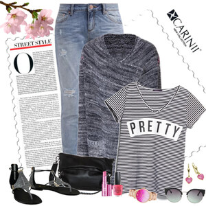 Outfit spring with carinii von Ania Sz