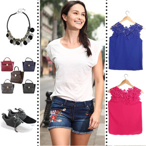 Outfit Sommer Outfit von Lesara