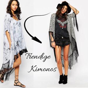 Outfit Trendige Kimonos von domodi