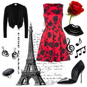 Outfit Rose von A.N.N.A