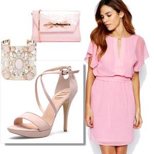 Outfit Sweet pink von domodi