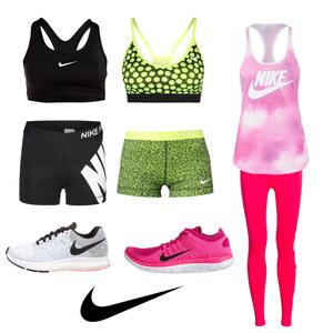 Outfit Sporty NIKE von BB Foxy