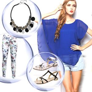 Outfit Zum Davonschweben von Lesara