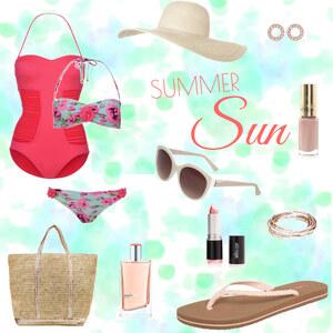 Outfit Summer Sun von Miry