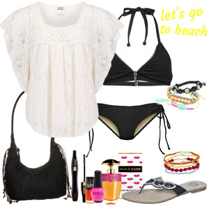 Outfit let's go to beach von Natalie