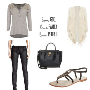Outfit Every Day is beautiful, like you von Paula Lübbe
