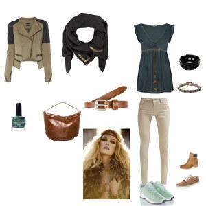 Outfit MaGic von Die Tänzerin