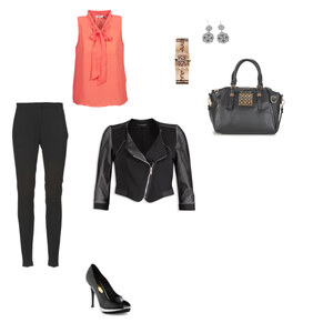 Tenue simple sur giletmaeva35