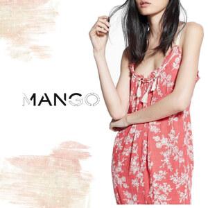 Outfit Mango-Kleid von Babyblue