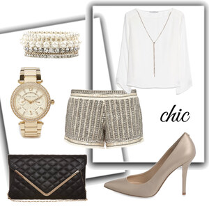Outfit Party-Outfit von domodi