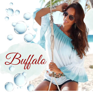 Outfit Buffalo Bluse von Babyblue
