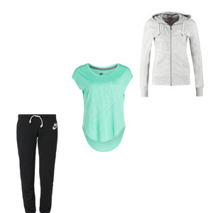 Outfit Wochenende B**** Chill hard von Paula Lübbe
