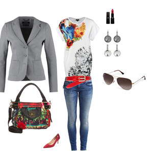 Outfit Shopping von Yaya Petraskova