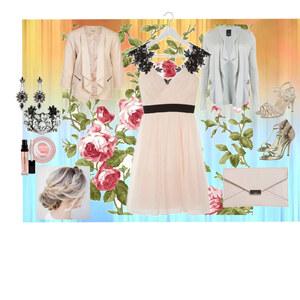 Outfit Schicke Gartenparty von Mia :D