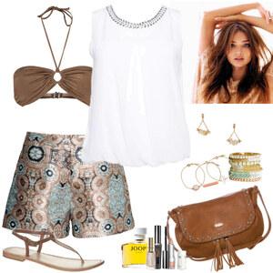 Outfit indian summer look von Natalie