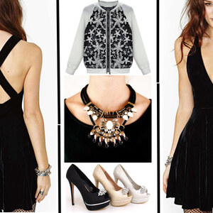 Outfit Party-Outfit von Lesara