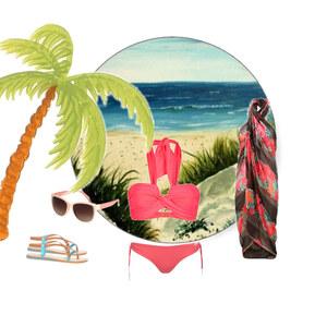 Outfit It´s beachtime! von Mia :D
