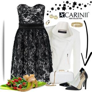 Outfit star von Ania Sz