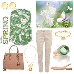 Outfit hello spring von A.N.N.A
