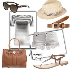 Outfit Sommer Look von domodi
