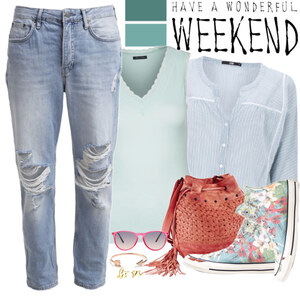 Outfit weekend von Ania Sz