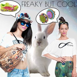 Outfit Freaky but Cool von Lesara